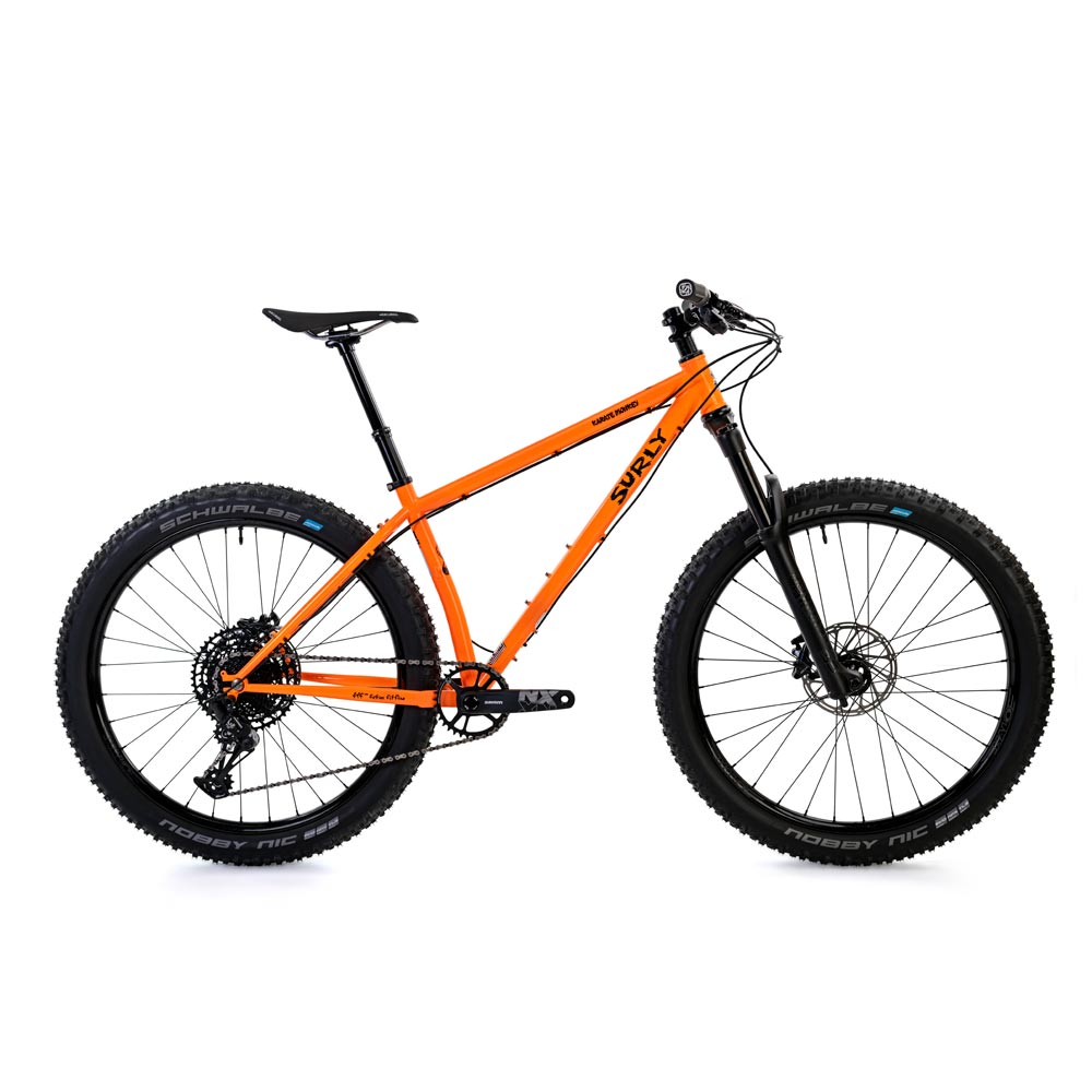 Surly Karate Monkey 27.5 +